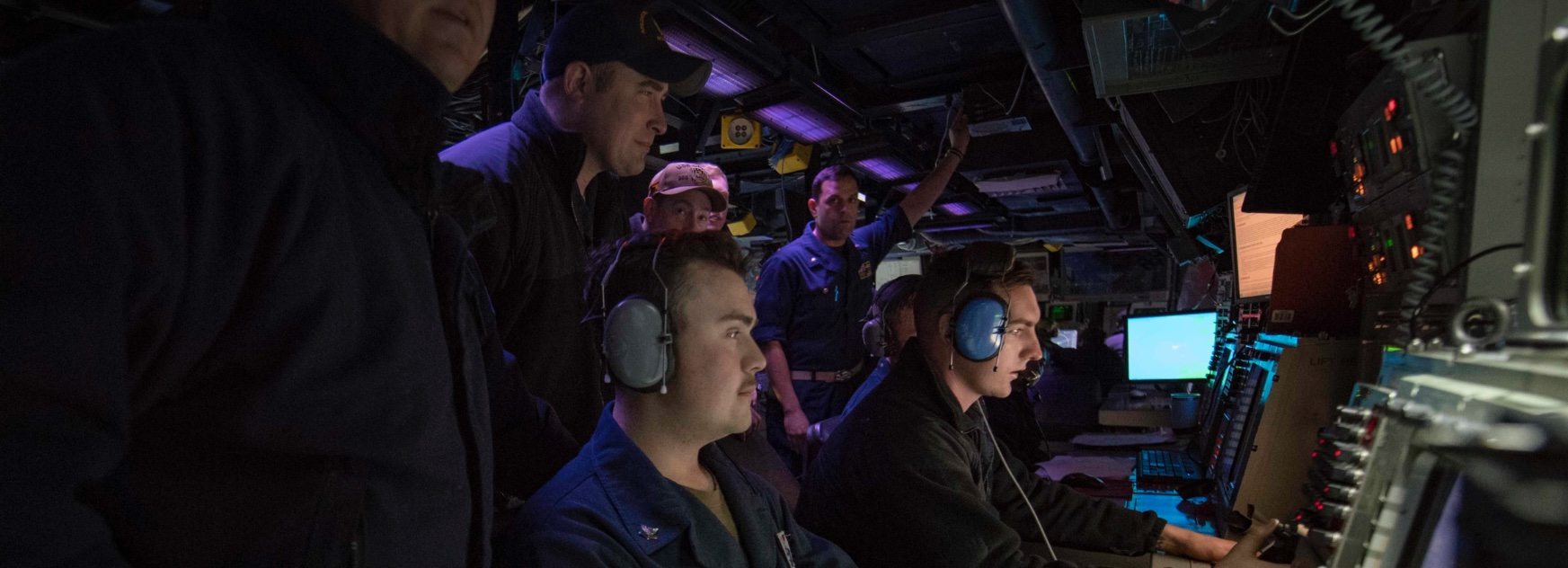 u.s. navy unit monitoring computer systems